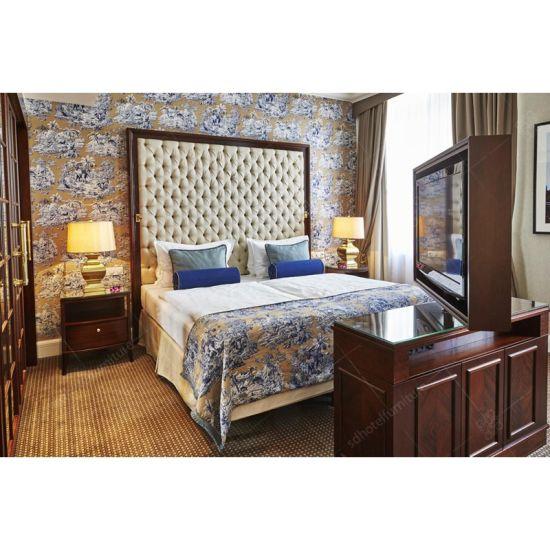 Indian Grand Hyatt Hotel Bedroom Furniture Designs Formica SD1330