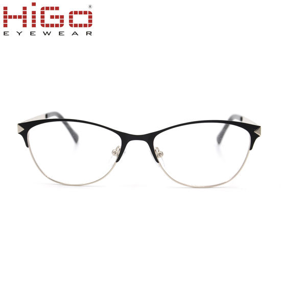 d7875a7bcb China Hot Sale Vintage Stainless Steel Spectacles Frame - China ...