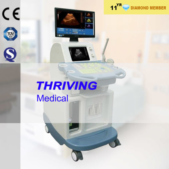 High Quality Full Digital Ultrasound Machine (THR-US8800)