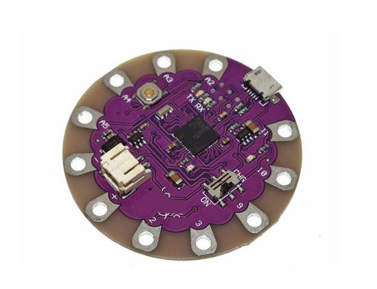 Lilypad USB Atmega32u4 Board Module Replace Atmega328p for Arduino