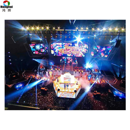 Wholesale Price P2 LED Rental Video Wall Screen SMD 1515 Advertising Board