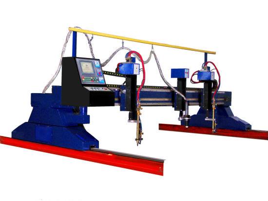 Automatic Co Certificated CNC Steel Flame/Plasma Cutting Machine