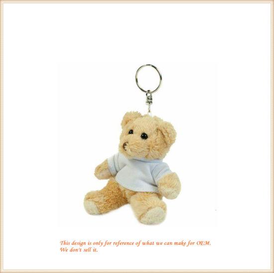 Funny Teddy Bear Key Chain Kids Gift Low Price