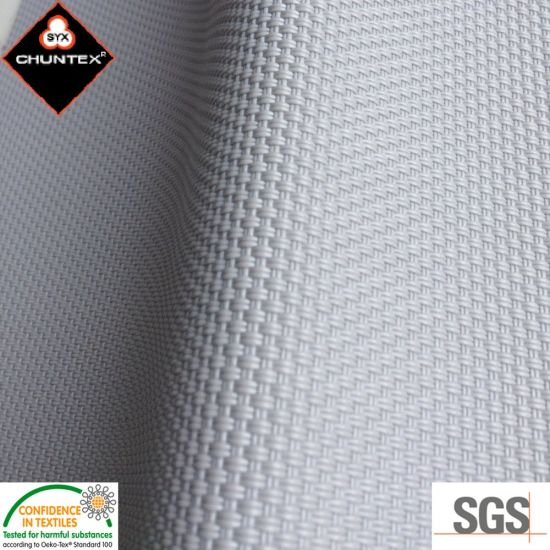 UV Resistant Teslin PVC Mesh Fabric for Outdoor Furnitures