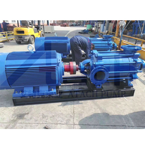 D6-25*3 Horizontal Multistage Boiler Feed Pump From Dongguan Pump Factory pictures & photos