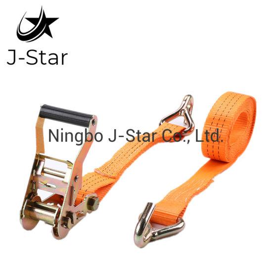 """1.5"""" 3t Plastic Handle Safety Belt for Transportation"""