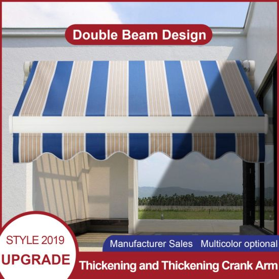 out Door Customized Size Water Proof Anodized Extrusion Aluminum Awning