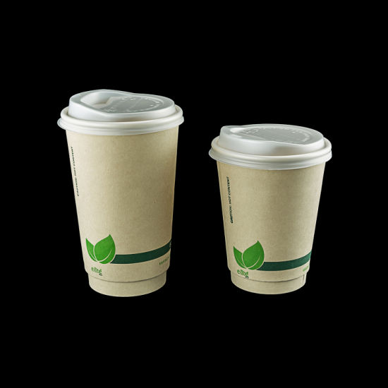 Disposable Paper Cup Manufacturers_Logo Design Paper Cups pictures & photos