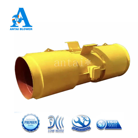 SDS-10 Industrial Low Noise High Performing Jet Axial Fan for Carpark