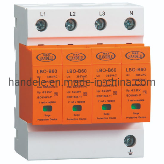 440V 4p New Type with Patent Surge Protection Device SPD