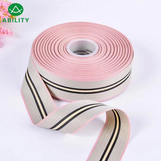 High Tenacity Polyester Beautiful Hot Sale Webbing Tape Ribbon Tape