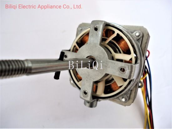 AC Aluminum Shell Fan Motor/Standing, Wall Fan Motor/with Gearbox or Synchronous