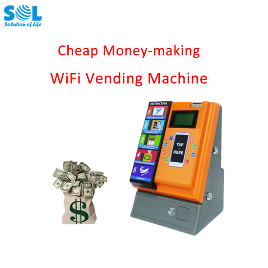 Low Price Best Sale Custom Dispenser WiFi Vending Machine