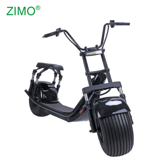 European Wholesale 1500W Adult Seev 200kg Load EEC Coc Citycoco Long Range Big Wheel Scooter