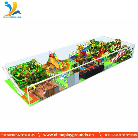 Indoor Kids Playground Commercial Soft Play Equipment for Sale