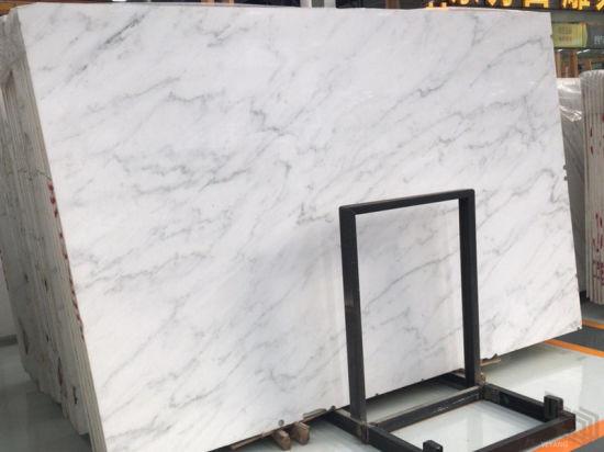 China White Stone Marble For Slab