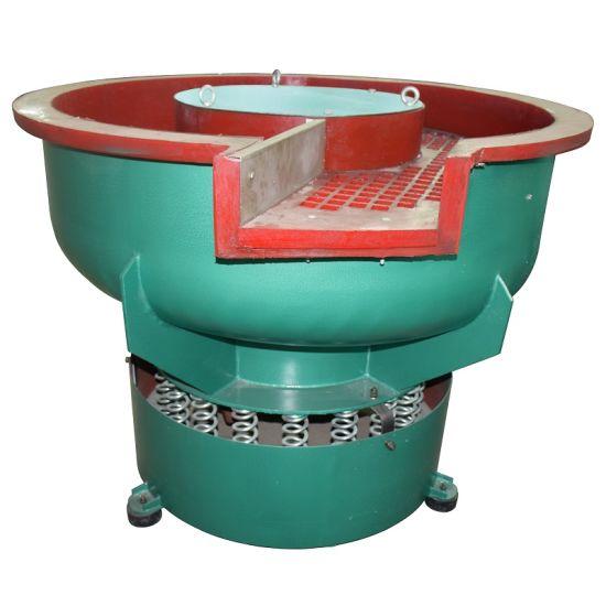 Vibratory Bowl Polishing Machine, Mass Finishing Machine