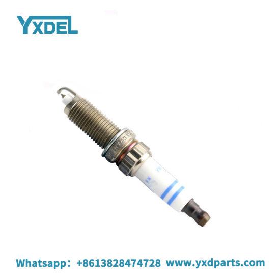 Pack of 1 Bosch ZR5TPP33 Original Equipment Replacement Spark Plug,
