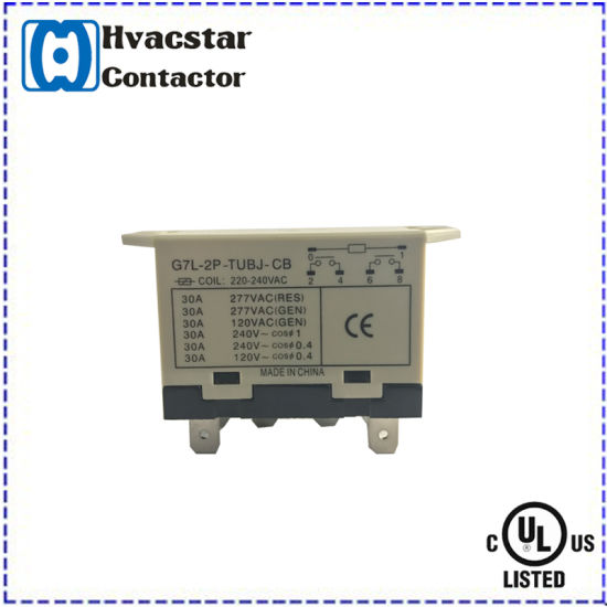 China Good Price AirCon 1p 2p Electric Relay China AC Contactor