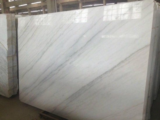 China Natural Stone Polished Chiva White/Guangxi White Stone Tiles For  Floor/Kitchen/Bathroom