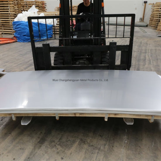 201 304 316 316L 310S 430 409 2205 321 410 420 904L Stainless Steel Plate with 2b Ba No. 4 Hl Checked Anti-Slip Tread Surface