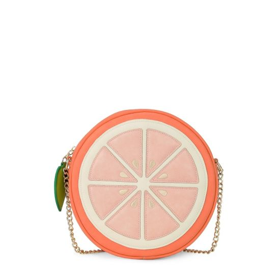 c0d0d4404 China Embroidered Lemon Seeds Circle Purse Girl Chain Bag - China ...