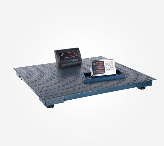 Wireless Weighing Floor Scale pictures & photos