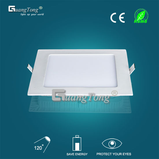 Factory Product 6W LED Panel Light SMD2835 LED Ceiling Lamp pictures & photos