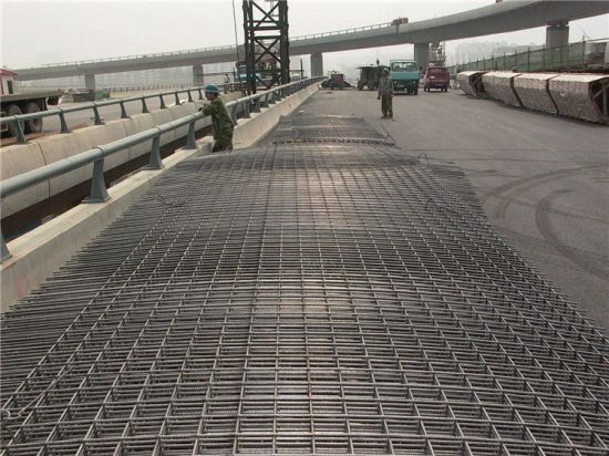 Concrete Slab Reinforcement Stainless Mesh Screen for Construction