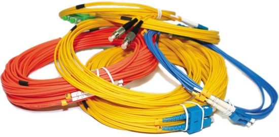 2.0m Patch Cord LC/Sc/FC/St/Mu/MTRJ Simplex Duplex Multimode Om3 Fiber Optic Patch Cord pictures & photos