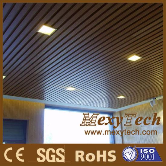 Paneling Plastic Fiber Board Pvc Ceiling Tile Pictures Photos