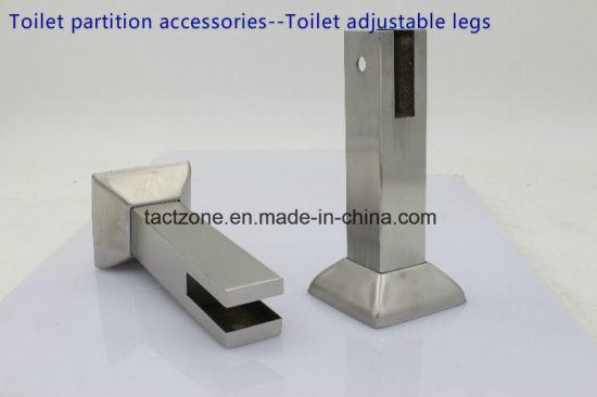 Toilet Accessoires Set : China wholesale factory toilet cubicle partition accessories
