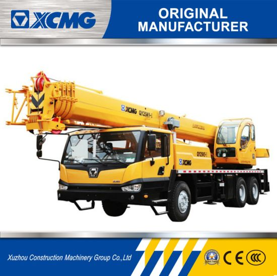 XCMG 25ton Truck Crane for Sale of 2017 Year Hot Selling New Mobile Crane (Qy25K5-I) pictures & photos