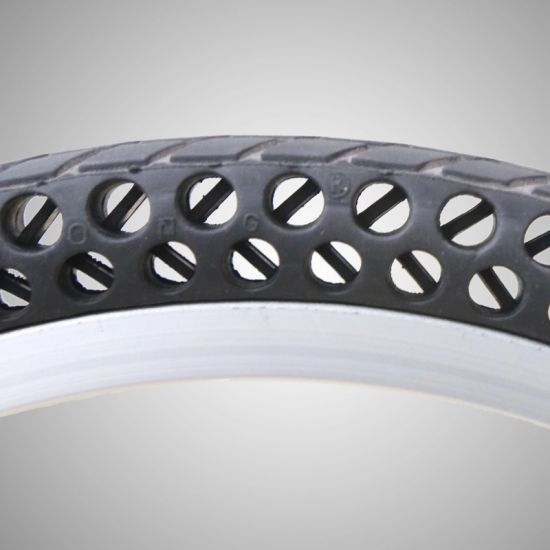 26*1.5 Mountain Bike Solid Tire 26*1.75 Gasless Bike Sharing No Maintenance Bicycle Tire Factory on Sale Free Shipping pictures & photos