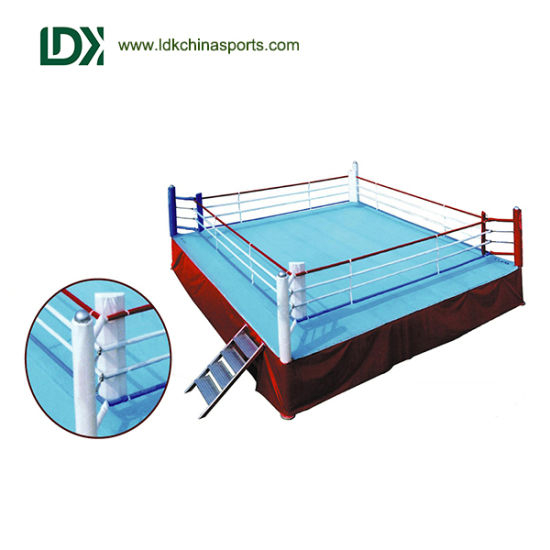 China Gymnastic Equipment Used Boxing Ring for Sale - China Gym