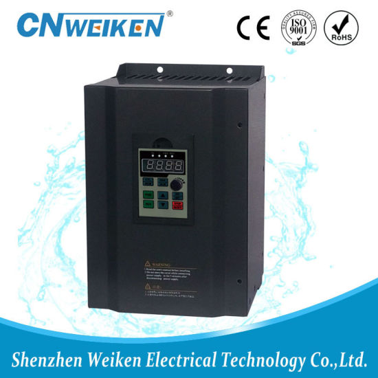 [Hot Item] 15kw 380V Three Phase Low Power Frequency Converter for Water  Pump