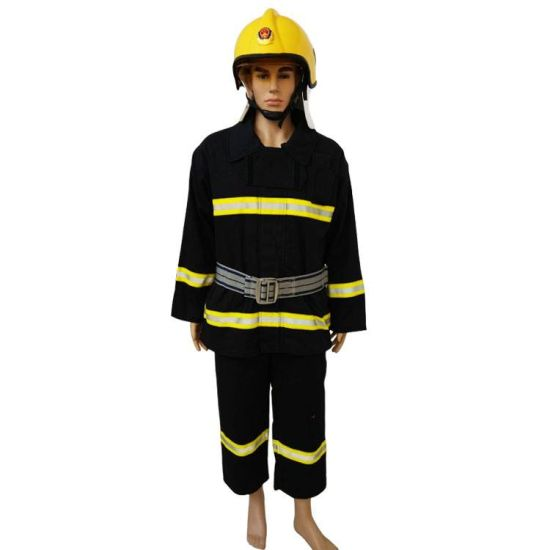 Flame Retardant Workwear Suit for Firefighter