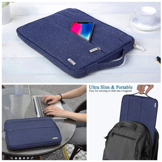 Laptop Carrying Case for 13.3 Inch Old MacBook Air, Old MacBook PRO Retina, 13.5 Inch Microsoft Surface Book 1 & 2, Surface Laptop 2, Ultrabook Accessory Bag pictures & photos