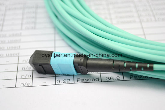 MPO/MTP Fiber Patch Cord pictures & photos
