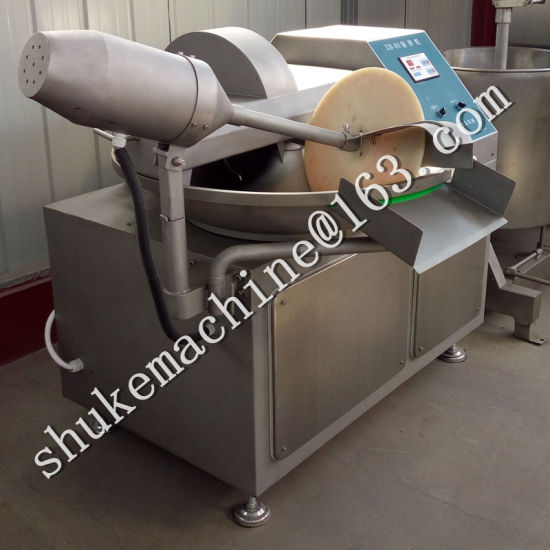 Commercial Meat Bowl Cutter/Meat Chopper Mixer/20L Bowl Cutter for Meat
