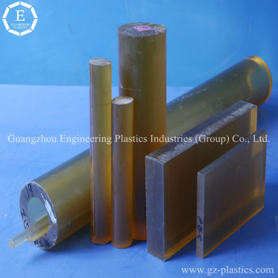 Low Noise High Quality Plastic Ultem Ultem Pei Pei Tube Pipe pictures & photos