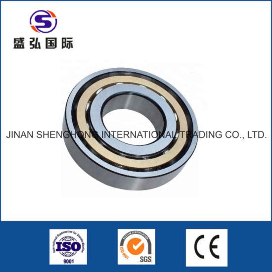 7304B Single Row Angular Contact Ball Bearing