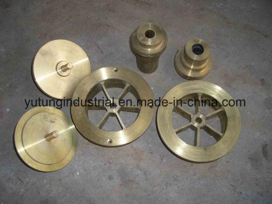Bronze Casting Process Wax Cast Aluminum Foundry