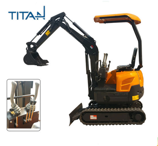 1600 Kg Mini Excavator with High Quality and Competitive Price