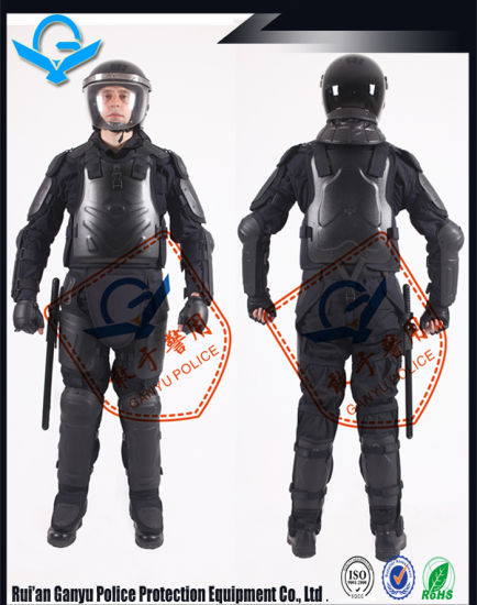 Army&Police Stab Resistant Anti Riot Suit