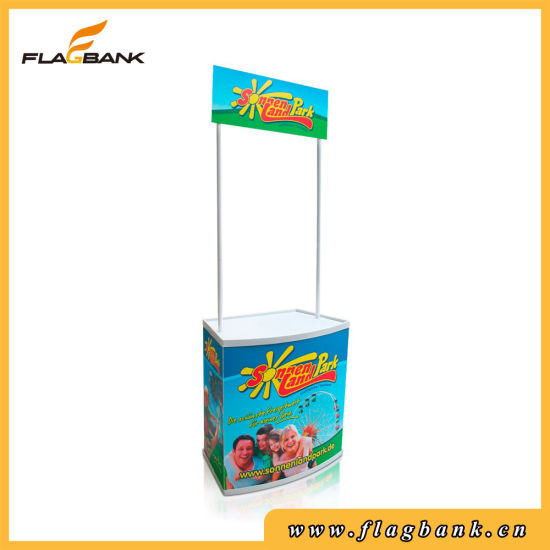 Exhibition Counter Display, Promotion Counter pictures & photos