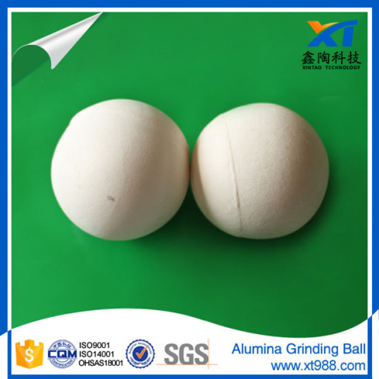 High Efficiency Alumina Grinding Ball pictures & photos