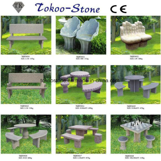 Brilliant China Natural Outdoor Grey Yellow Dark Grey Granite Stone Ocoug Best Dining Table And Chair Ideas Images Ocougorg