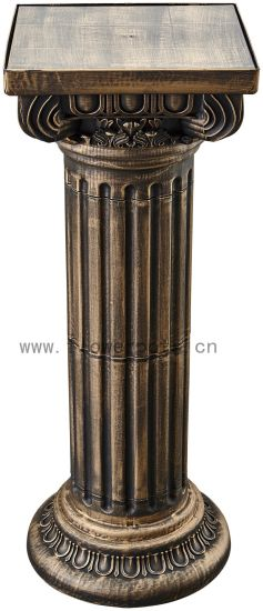 Decorative Plastic Roman Column (KD1112S) pictures & photos
