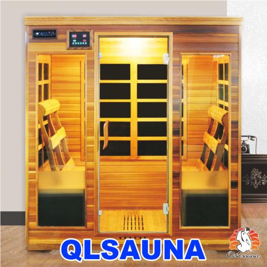 4 Person Sauna Room L4a Carbon Heater Infrared Sauna